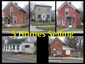Featured image of property at 204 S. Lafontaine St. Huntington, IN 46750