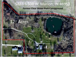 Featured image of property at 5883 S 500 W Marion, IN 46953